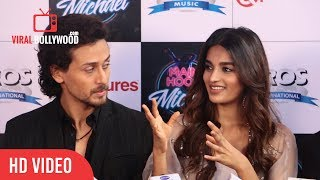 Nidhhi Agerwal About Tiger Shroff And Nawazuddin Siddiqui | Woking Experience