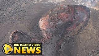 Hawaii Volcano Eruption Update: LERZ - Friday (Aug. 31, 2018)