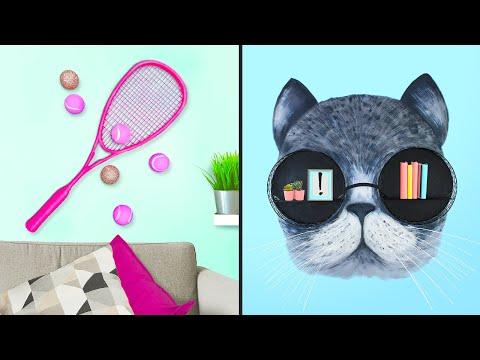 11 Идей декора комнаты