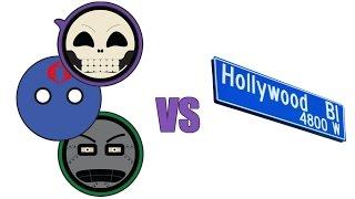 Skeletor, Cobra Commander & Doctor Doom Conquer Hollywood Blvd.