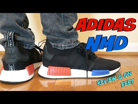 Adidas NMD R1 Gum Pack White The cherished Adidas