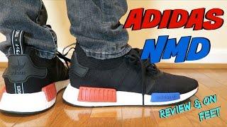 2017 adidas og nmd pk primeknit review on feet
