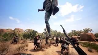Conan Exiles  Monsters Геймплейный трейлер