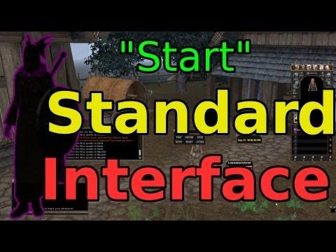 [DAoC] [Tutorial] Das Standard Interface (grober Überblick) (2013) von GS|Leanansidhe