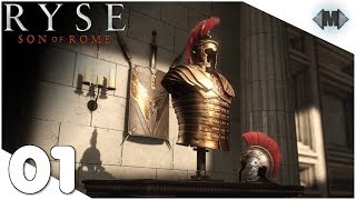 Ryse Son of Rome ★ #01 Marius, der Retter Roms? ★ [Deutsch German Gameplay]