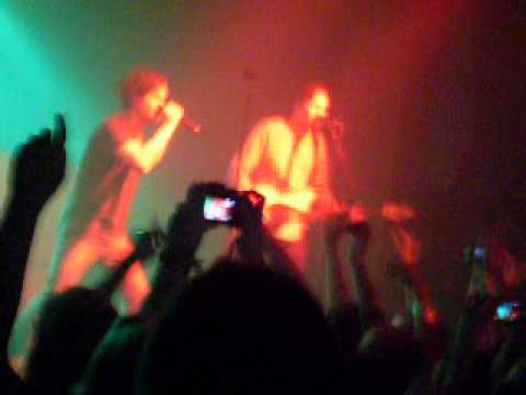 The Rasmus-First Day Of My Life (Prague, 29.11.2012)