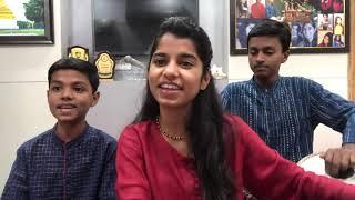 Jaane meriye main tera haan (COVER SONG)- Maithili Thakur, Ayachi Thakur, Rishav Thakur