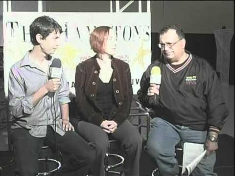 """On Coal River"" directors interview at the Hamptons Film Festival on VVH-TV"