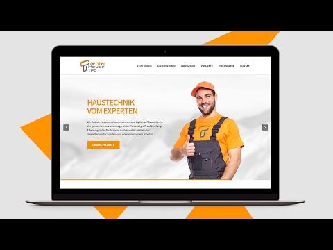 THTec.ch Webdesign - RIS Webdevelopment