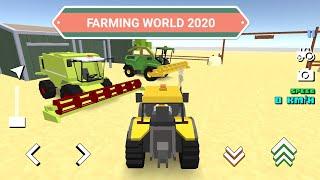 Farming World 2020 - Block Farm #2020 Android Game Play FHD screenshot 5