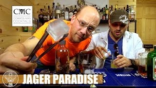 Jager Paradise Cocktail