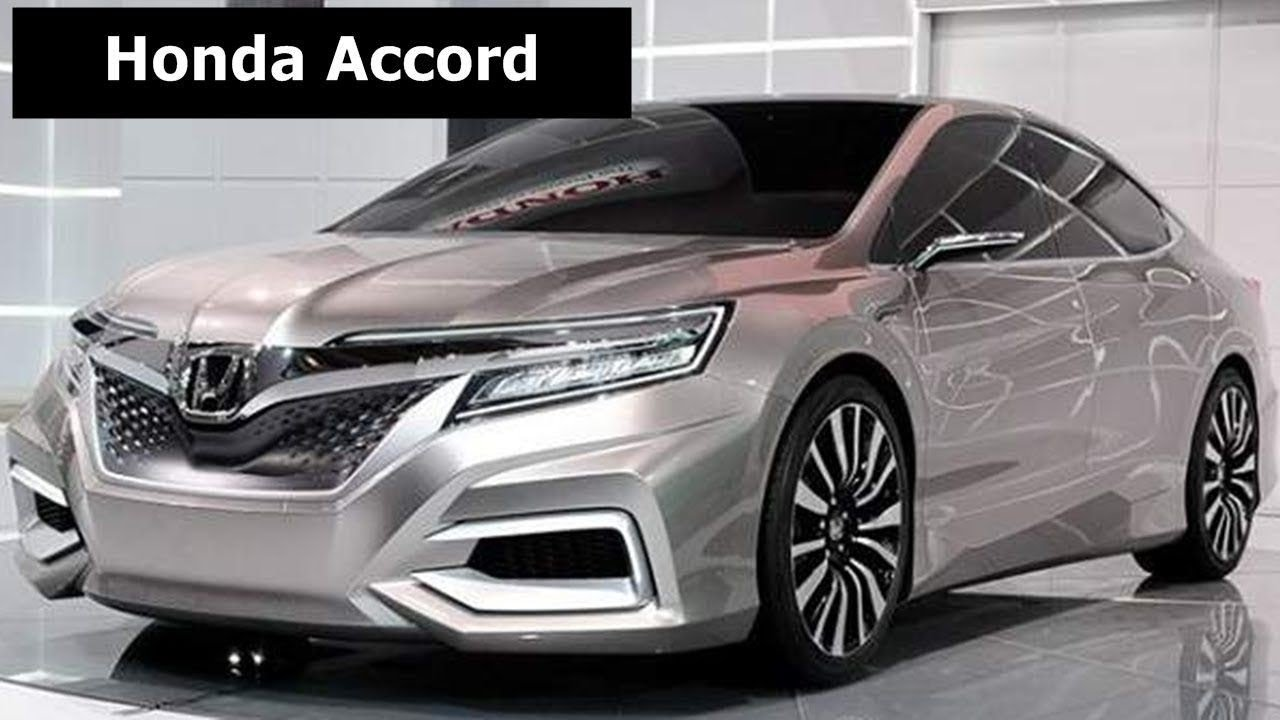 Amazing The New 2018 Honda Accord Coupe Redesign And A Sporty Option
