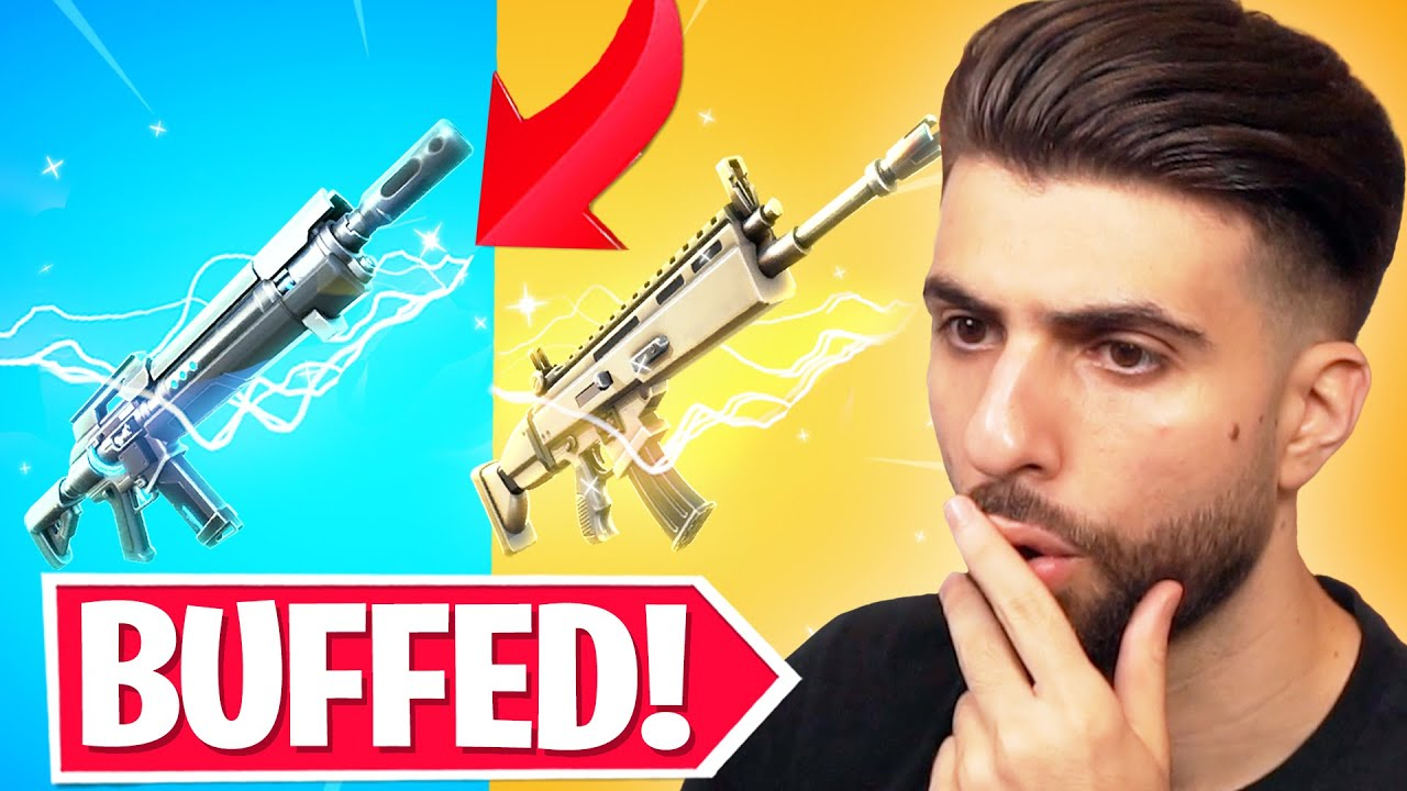 The NEW Best AR in Fortnite...