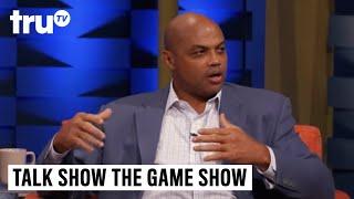 Talk Show the Game Show - Charles Barkley's Shaq Impression | truTV