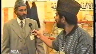 Introduction to Jalsa Salana Germany 1998 by Syed Tahir Ahmad