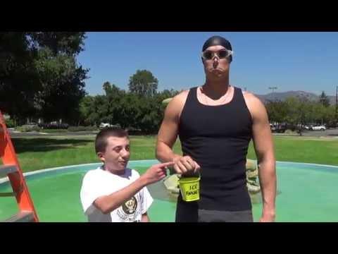 Atticus Shaffer Ice Bucket Challenge