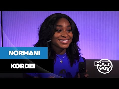 Normani on Fifth Harmony Hiatus, Beyonce + Khalid Relationship