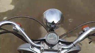 Легендарный ретро скутер Honda Joker 90cc Ставрополь