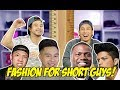 YAY OR NAY SHORT GUY FASHION! FEAT. RICHIE LE!