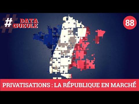 Privatisations : la République en marché -  #DATAGUEULE 88