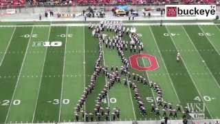 Marching Band 'Moonwalks' for Michael Jackson