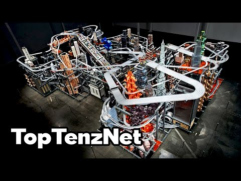 Top 10 Fascinating Attempts at Creating PERPETUAL MOTION Machine