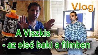 A Viszkis - az első baki a filmben (KF10 - 7. adás)