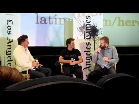 Hero Complex with Zack Snyder and Robert Kirkman (Part 1)