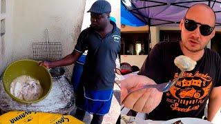 УЖАСЫ АФРИКАНСКОЙ ЕДЫ Чем накормят вас в ресторане Мапуту