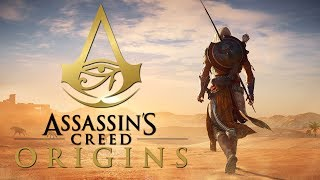 ASSASSIN'S CREED ORIGINS - ОБЗОР
