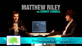 MATTHEW RILEY INTERVIEW