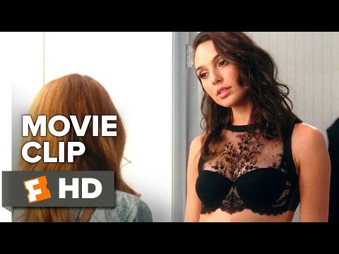 Keeping Up with the Joneses Movie CLIP - Hello Karen (2016) - Gal Gadot Movie