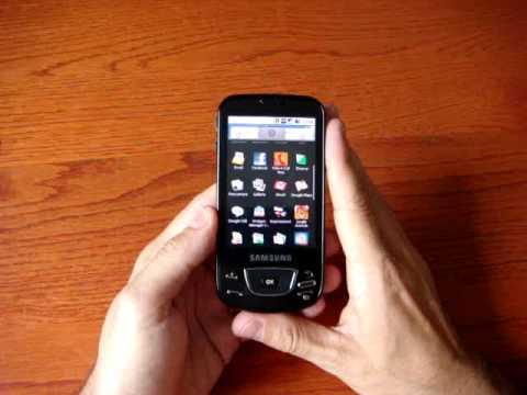 Samsung i7500 Galaxy Android CellulareMagazine.it (Ita)
