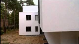 Bauhaus Dessau: die Meisterhäuser