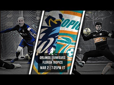 Orlando SeaWolves vs Florida Tropics