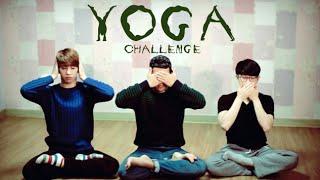 CASI NOS MATAMOS - RETO DEL YOGA (Yoga Challenge)