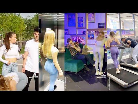 Best Of  Hot Russian Girl Prank Videos   Fitness.Samka Tiktok   @Fitness Samka Funny Videos