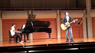 THE YELLOW MONKEY SO YOUNG カバー アコギ ピアノ