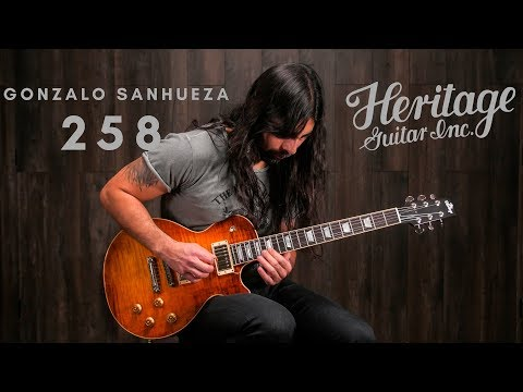 Heritage H-150 Demo - Gonzalo Sanhueza