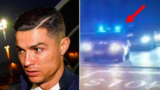 That s how Ronaldo was met in Italy after quarantine in Portugal How footballers live 1