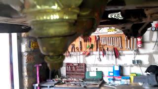 hyundai i30 замена шаровой опоры