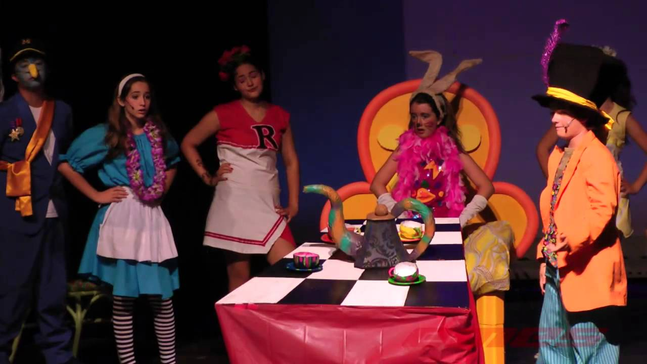 innovations public charter school alice in wonderland performance 2013 (FULL) - YouTube