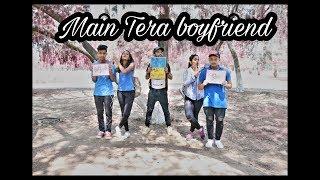 Main Tera Boyfriend Song | Raabta | Arijit Singh | Neha Kakkar | Addy dance choreography