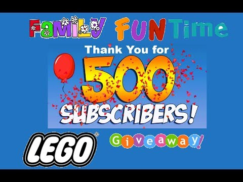 CONTEST CLOSED⭐️⭐️⭐️500 Subscriber Giveaway Prize Announcement!⭐️⭐️⭐️CONTEST CLOSED