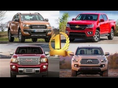 Top Cars 6 Best Compact Pickup Trucks 2016 2017