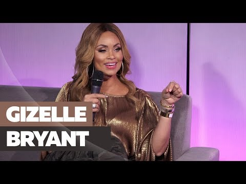 Gizelle Bryant on RHOP + Relationship with Candace, EveryHue + Advice For Dating Mothers