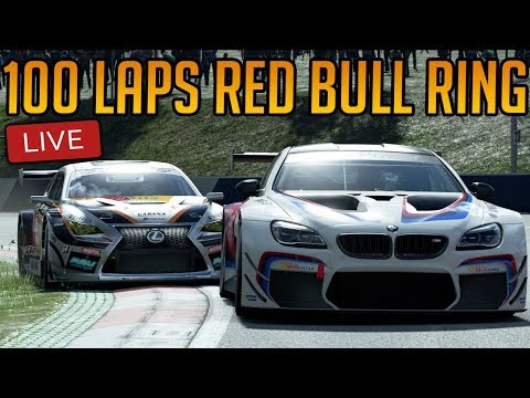 Gran Turismo Sport: 100 Laps of Red Bull Ring Endurance Race
