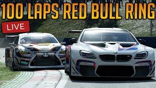 Gran Turismo Sport: 100 Laps of Red Bull Ring Endurance Race