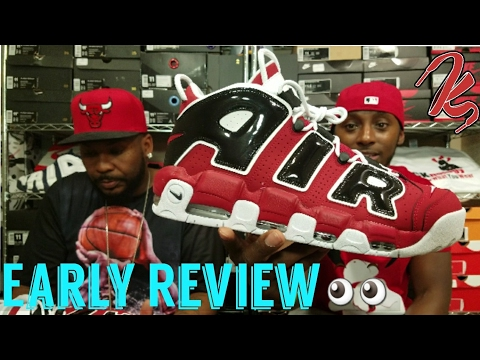 Early Look/Review: Nike Air More Uptempo 96