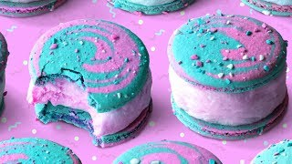 Baixar COTTON CANDY MACARONS - The Scran Line